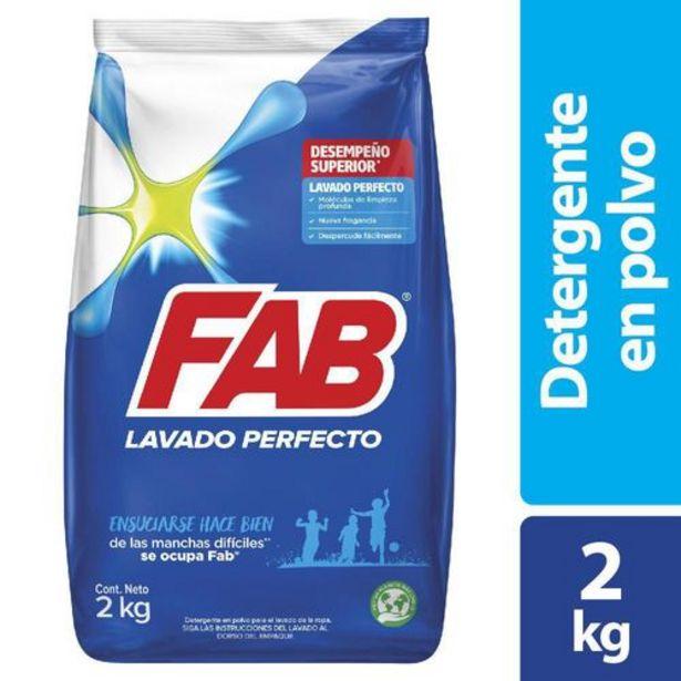 Oferta de Detergente Polvo Floral 2000 g por $9412
