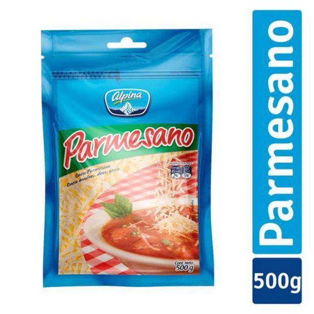 Oferta de Queso Parmesano Alpina x 500 g por $30640