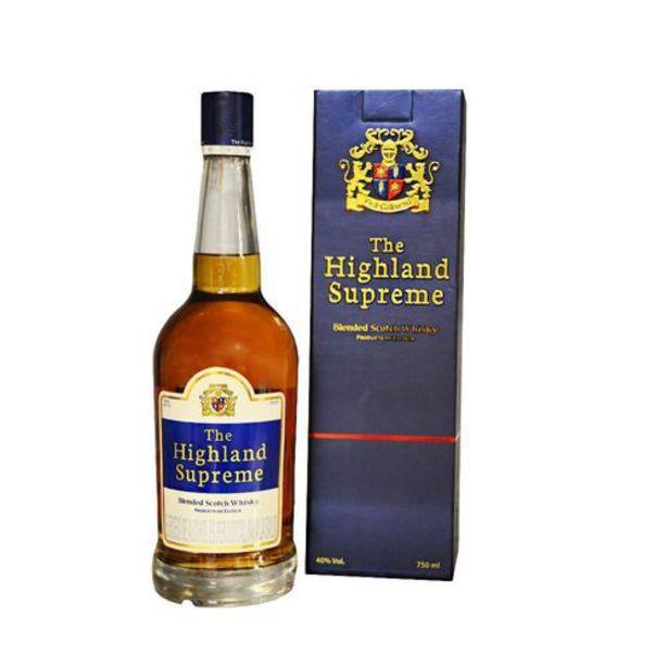 Oferta de Whisky Blended Scotch X 750 ml por $42540