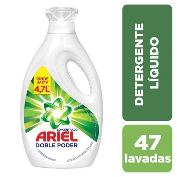 Oferta de Detergente Líquido Concentrado ARIEL SIN REF por $19500
