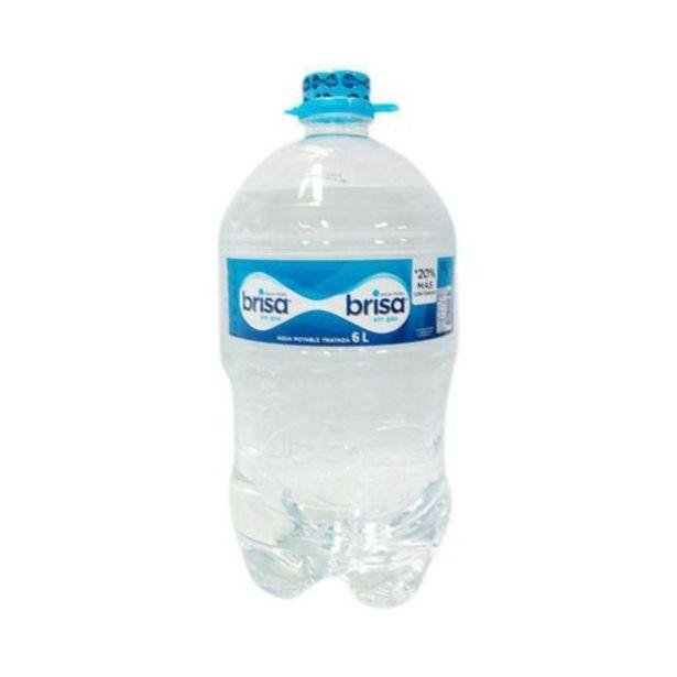 Oferta de Agua brisa garrafa x 6000 ml por $6910