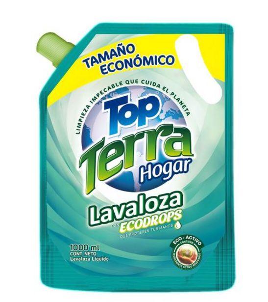 Oferta de Lava loza Top Terra doy pack x 1000 ml por $5932