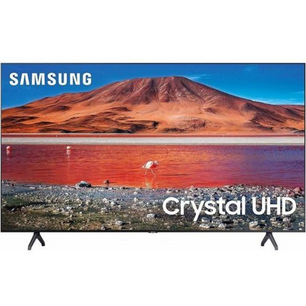Oferta de Televisor Samsung 43 Tu6900 Crystal Uhd 4K Smart Tv por $1159900