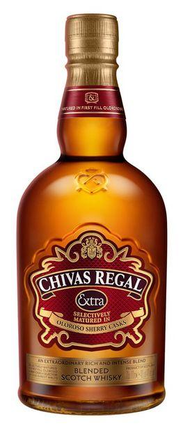 Oferta de Whisky extra litro CHIVAS REGAL 1000 Mililitro por $113520