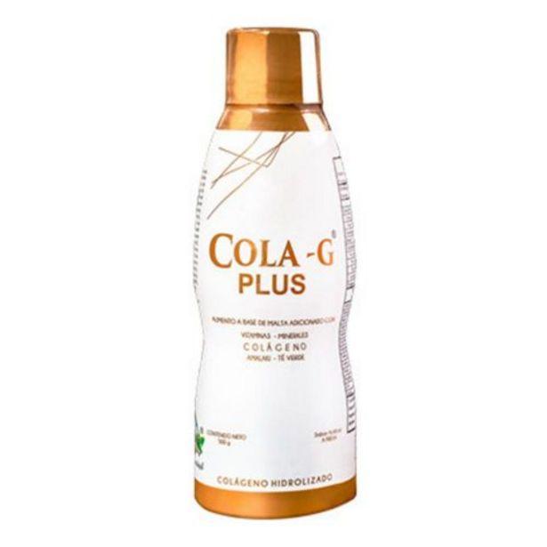 Oferta de Cola G Plus Colágeno Hidrolizado Líquido 500 Ml por $59900