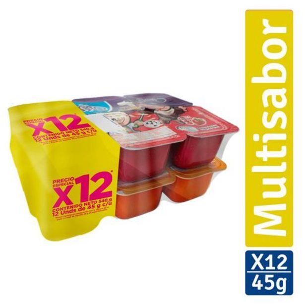 Oferta de X45 GRS SURT X12 UNDS ALPINITO 540 Gramo por $7390