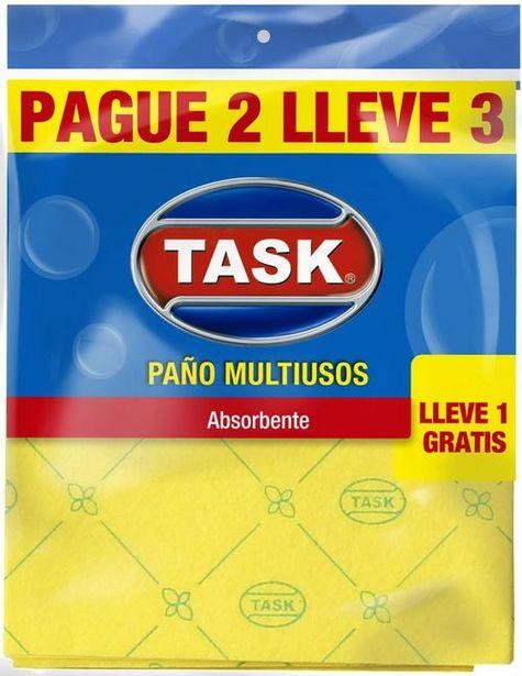 Oferta de PANO ABSORBENTE TASK SIN REFER por $4635