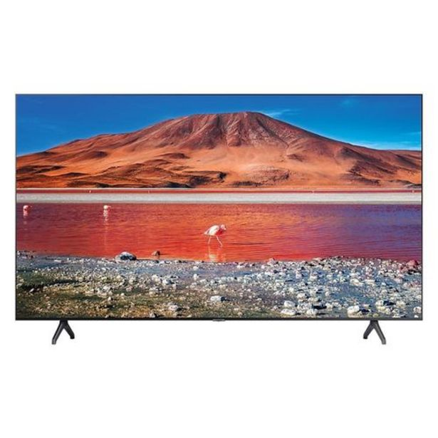 Oferta de Televisor Samsung Crystal 43 Pulgadas Tu7000 Uhd 4K por $1228970