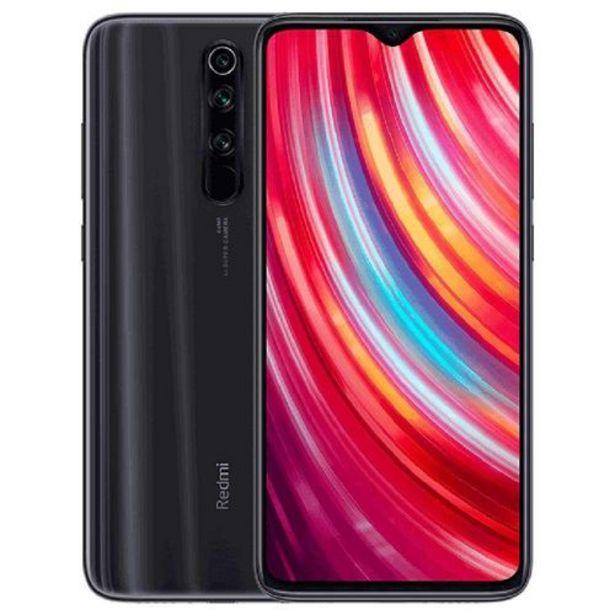 Oferta de Celular Xiaomi Redmi Note 8Pro Negro 128Gb 6Ram + Forro Goma por $969869