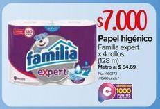 Oferta de Papel higiénico Familia por $7000