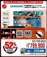 Oferta de Smart tv Samsung por $1799900