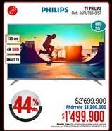 Oferta de Smart tv Philips por $1499900
