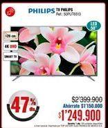Oferta de Smart tv Philips por $1249900