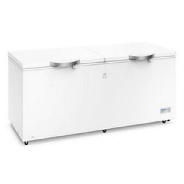 Oferta de Freezer 708L Electrolux EFC70W3HTW por $3199900