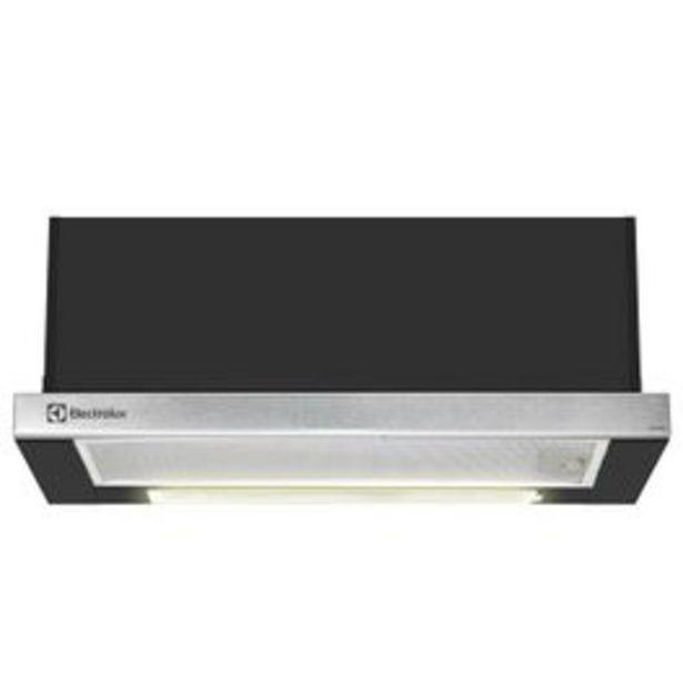 Oferta de Campana Empotrable Eléctrica 60 Cm Electrolux EJSL24M3BSTS por $229900