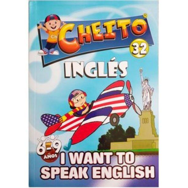 Oferta de Cartilla Libro Cheito Ingles Para Niños Cartilla Infantil por $7000