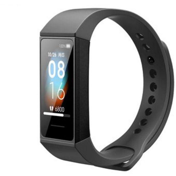 Oferta de Xiaomi Redmi Band 4C resistente al agua - Negro por $74900