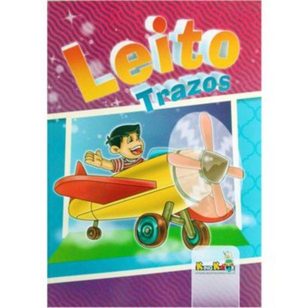 Oferta de Cartilla Leito Trazos para niños por $7000