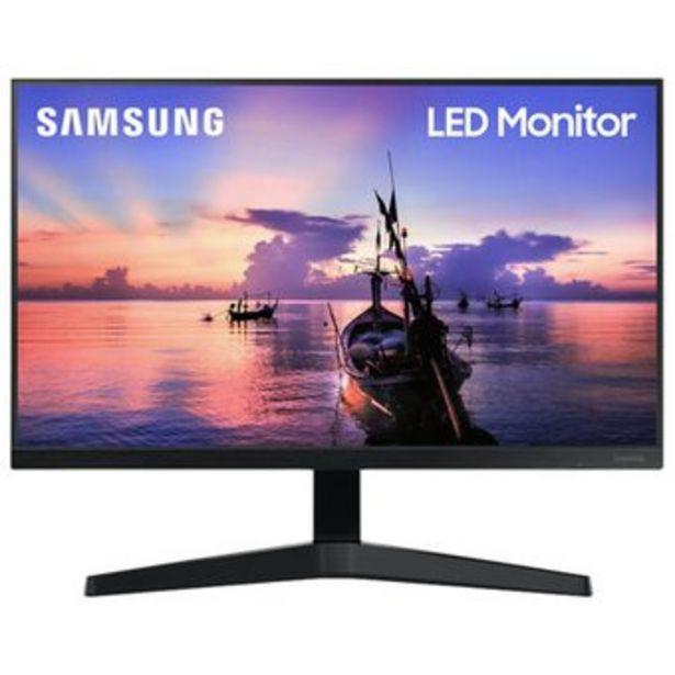 Oferta de Monitor Samsung 22 IPS Diseño sin bordes por $478900