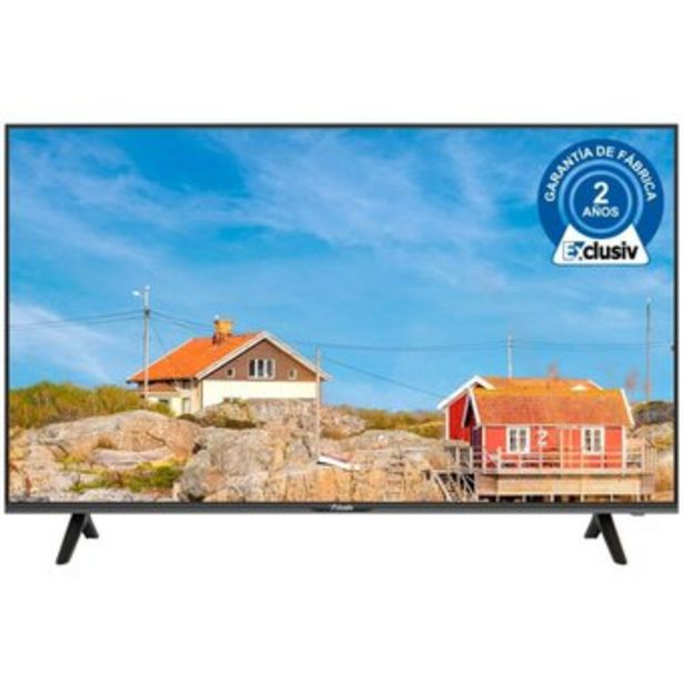 Oferta de TV Exclusiv 55 4K Smart TV EL55F2USM por $1179900