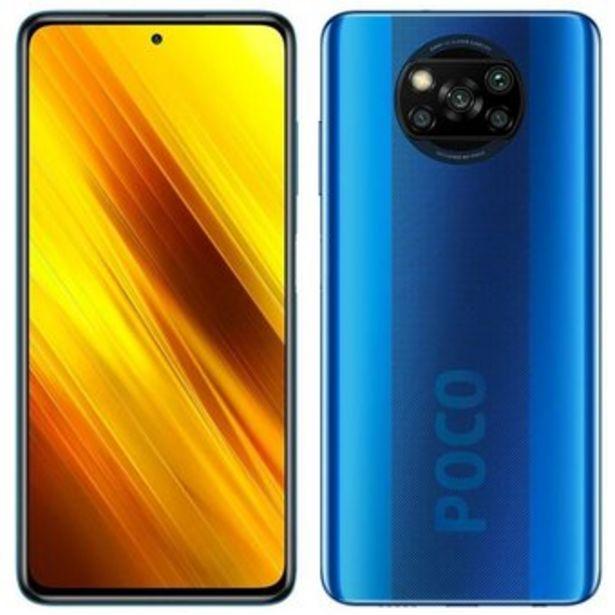 Oferta de Celular Xiaomi POCO X3 64gb NFC Azul por $929900