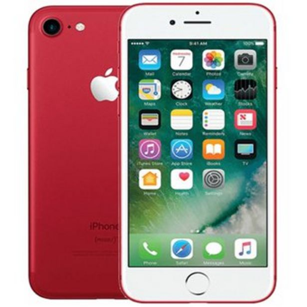 Oferta de Apple IPhone 7 128GB - Red por $751900