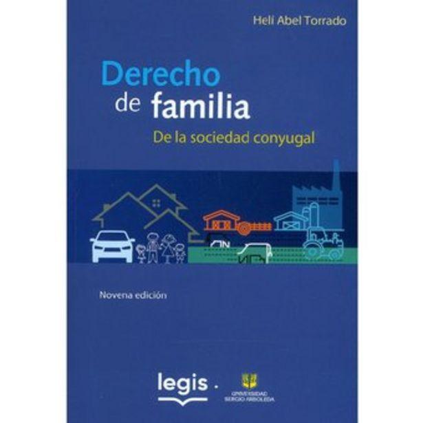 Oferta de Derecho De Familia por $74000