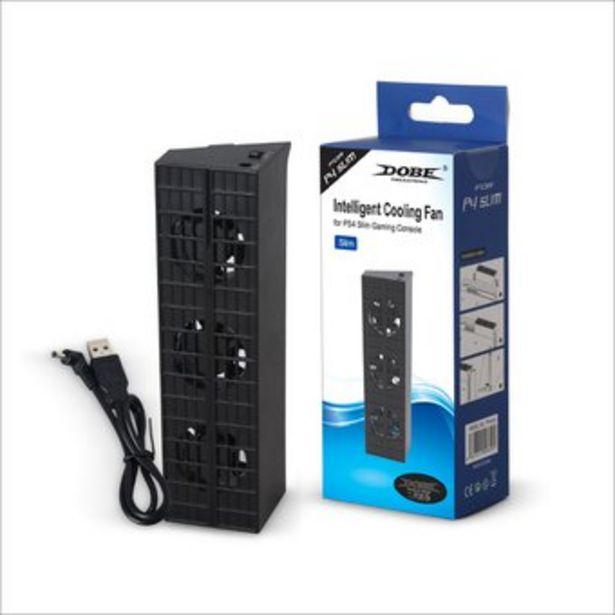 Oferta de Ventilador Cooler Ps4 Slim / Refrigeracion / Playstation 4 por $49900