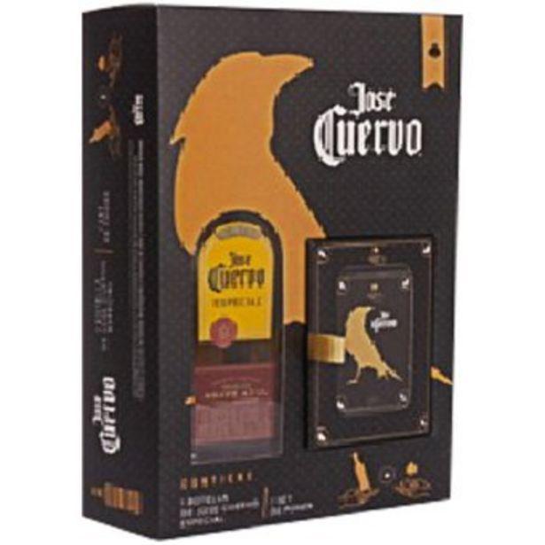 Oferta de Tequila Jose Cuervo Reposado 750 Ml + Juego De Cartas Poker por $78800
