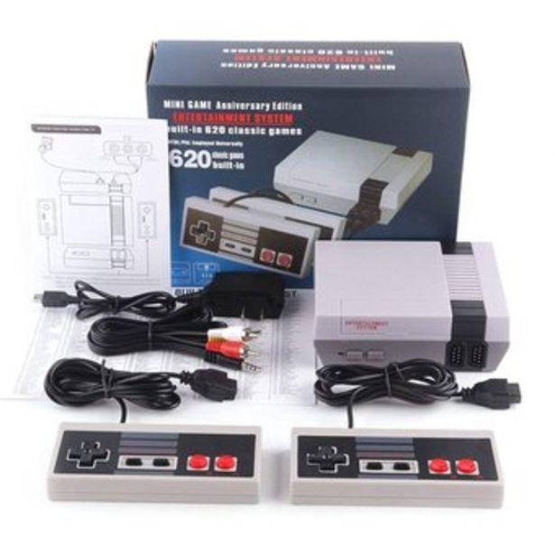 Oferta de Mini Game Anniversary Edition 620 Juegos Clásicos por $69900