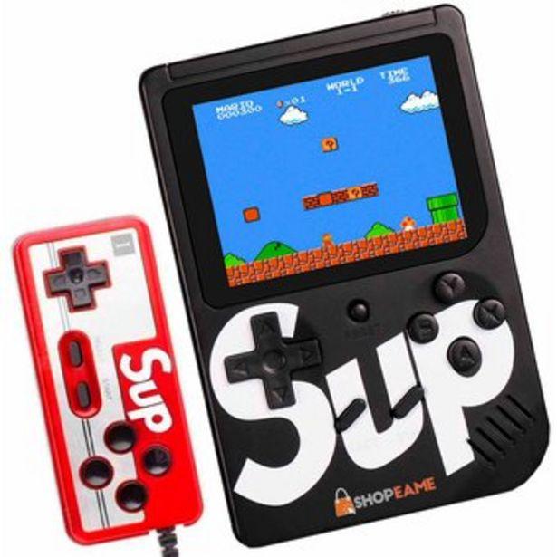 Oferta de Consola Retro Game Sup Boy Con Control por $44900