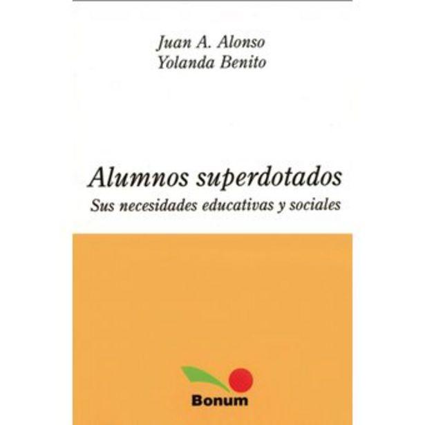 Oferta de Libro Alumnos Superdotados por $15000