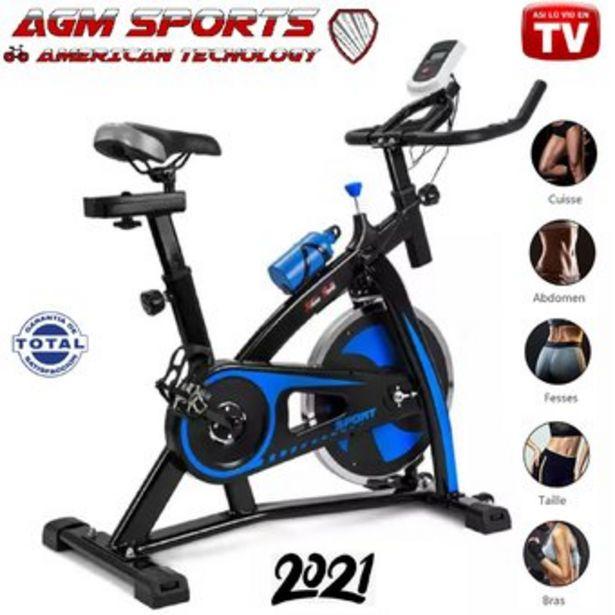 Oferta de Bicicleta Estática TV Spinning Gimnasio Eliptica Ajustable por $799900