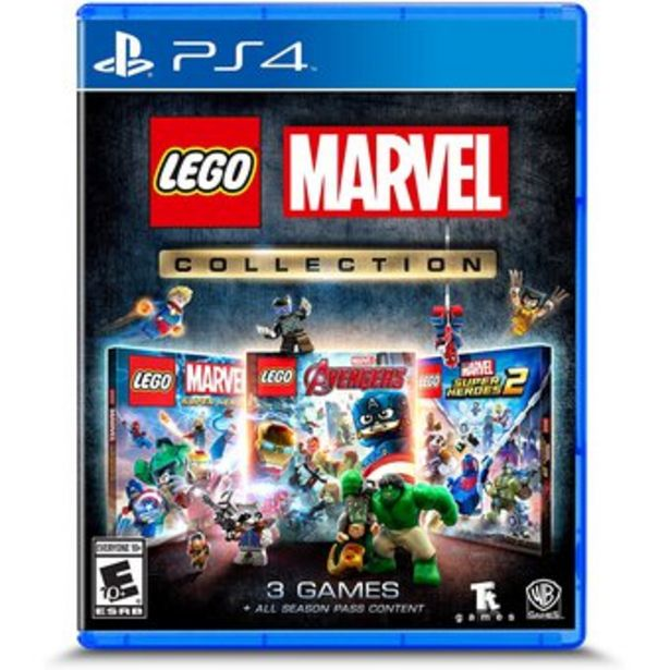 Oferta de LEGO Marvel Collection - PlayStation 4 por $149900