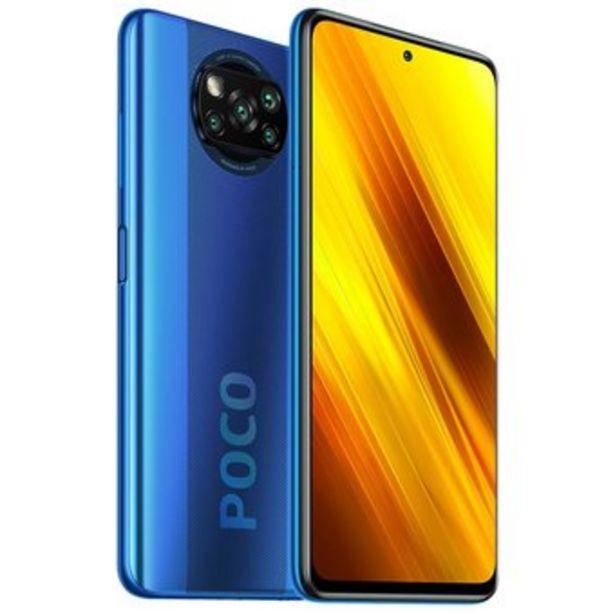 Oferta de Celular Xiaomi Poco X3 128gb - 6gb Ram Nfc - Azul por $1159900