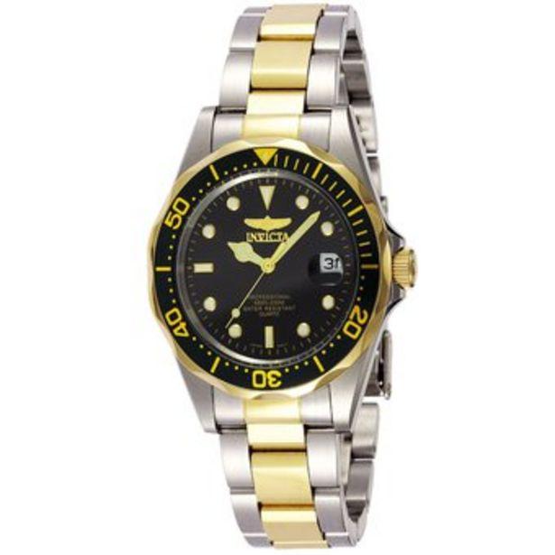 Oferta de Reloj Invicta Pro Diver 8934 Acero, oro por $339900