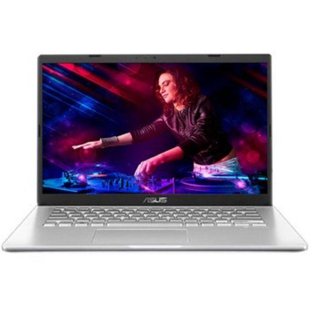 Oferta de Portátil Asus X415MA Celeron N4020 4gb 1tb Windows 10 Home - Plata por $1349000