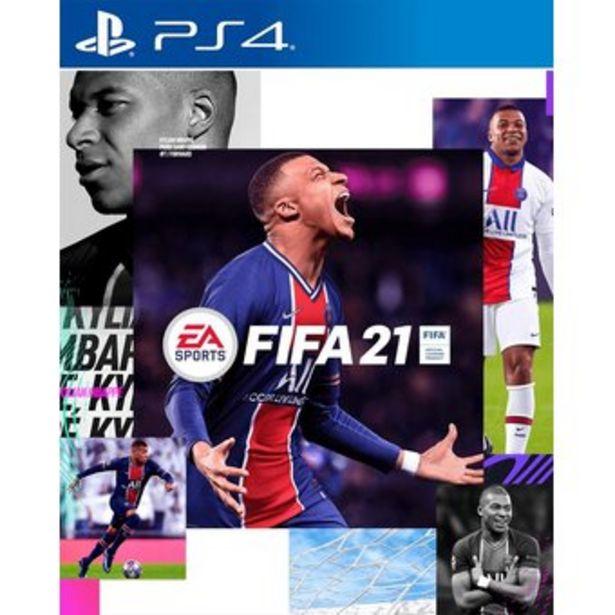 Oferta de Juego FIFA 21 PlayStation 4 Español Original Sellado por $189900