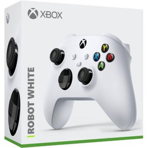 Oferta de Control Inalámbrico Xbox One S Color Robot White por $309000