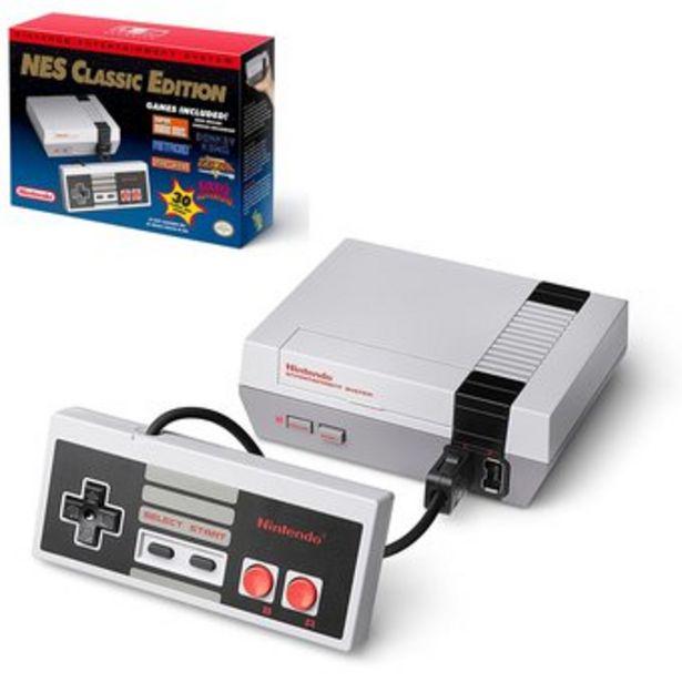 Oferta de Consola Nes Classic Edition Mini NES HDMI por $319000