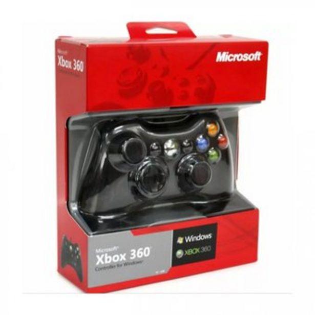 Oferta de Control Para Xbox 360 Y Pc Alambrico por $48300