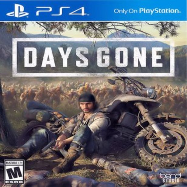 Oferta de Videojuego Days Gone PS4 por $69900