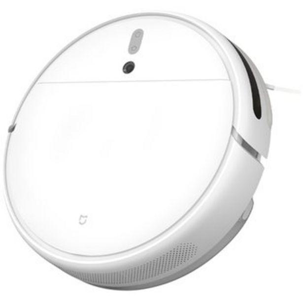 Oferta de Aspiradora Robot Xiaomi 1C Aspiradora robot Blanca Robot Vacuum por $1359900