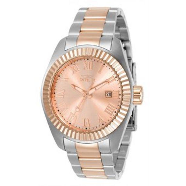 Oferta de Reloj Invicta modelo 33931 acero, oro rosa mujer. por $439900