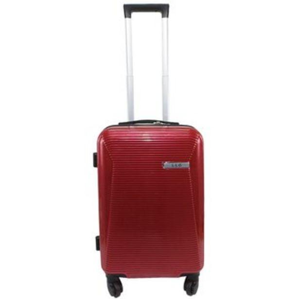Oferta de Maleta De Viaje 27 Pulg.Bin 025-3 Vino Tinto por $195000