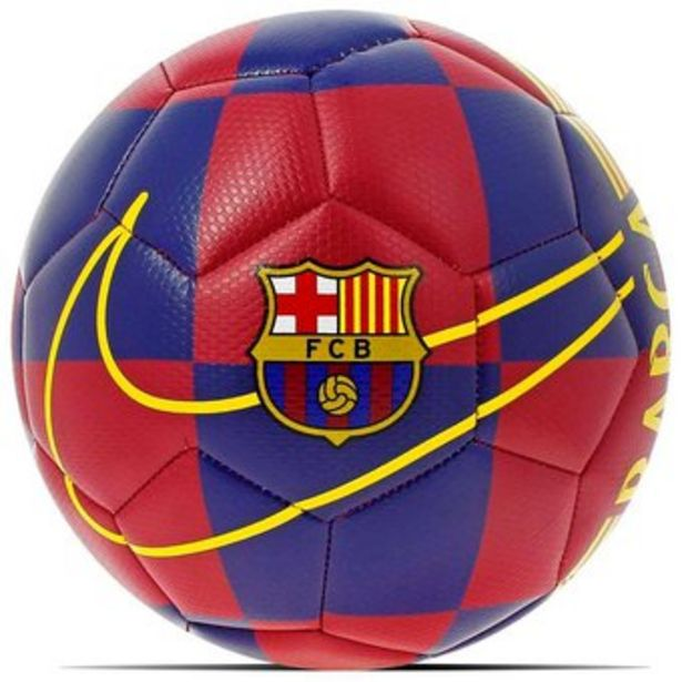 Oferta de Balón De Fútbol Nike Barcelona Prestige Talla 5 por $99990