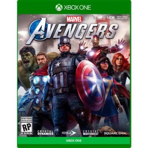 Oferta de Marvel Avengers Xbox One por $249900