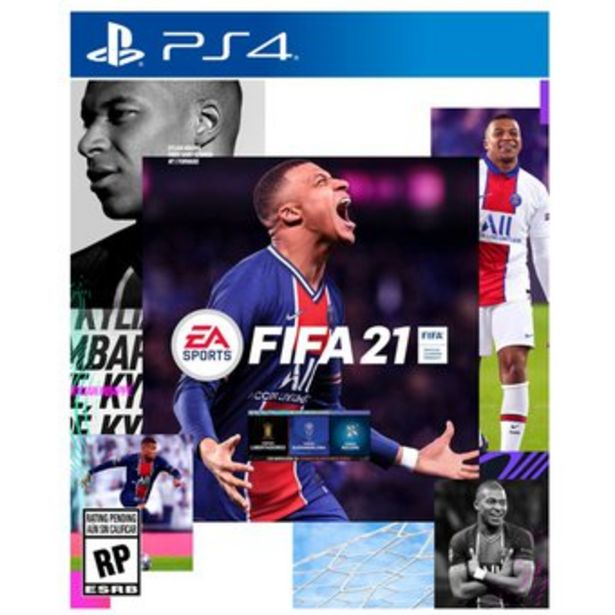Oferta de FIFA 21 PS4 Original y sellado por $175000