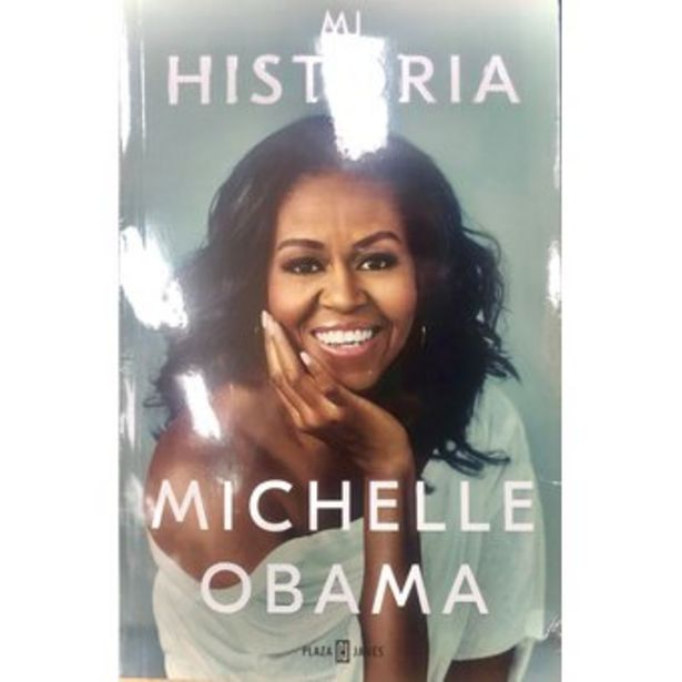 Oferta de Mi Historia Michelle Obama en Español Libro Impreso por $99000
