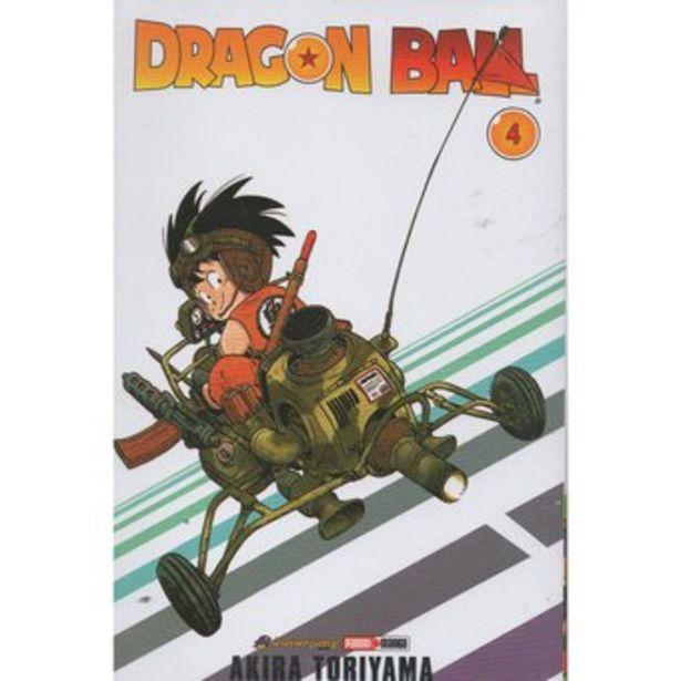 Oferta de Manga Dragon Ball Tomo 4 Nuevo por $30700